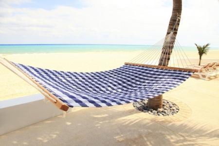 Hastens hammock