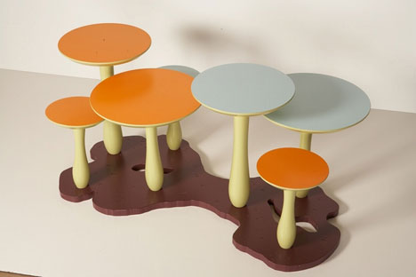 Mushroom design 5