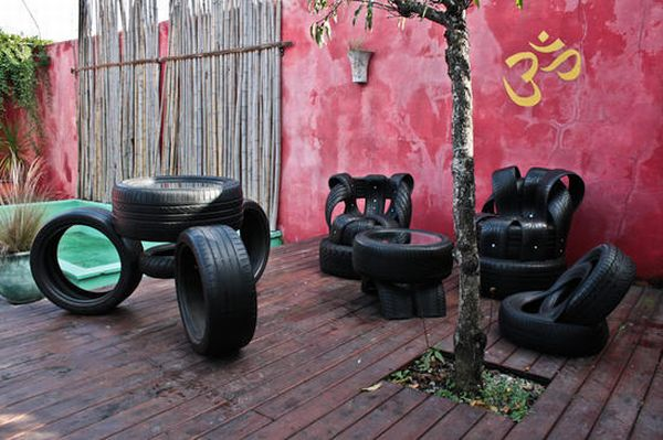 Car inspired furniture 1