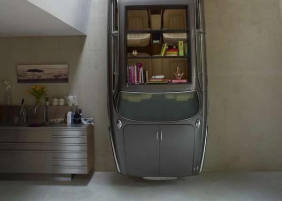 Car inspired furniture 2