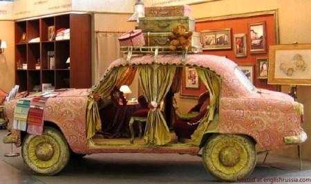 Car inspired furniture 3