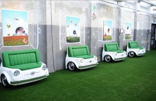 Car inspired furniture 6