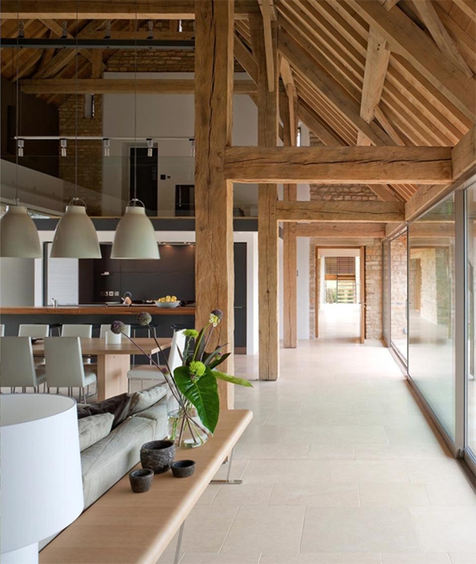 Barn interiors 1