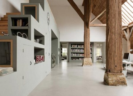 Barn interiors 2
