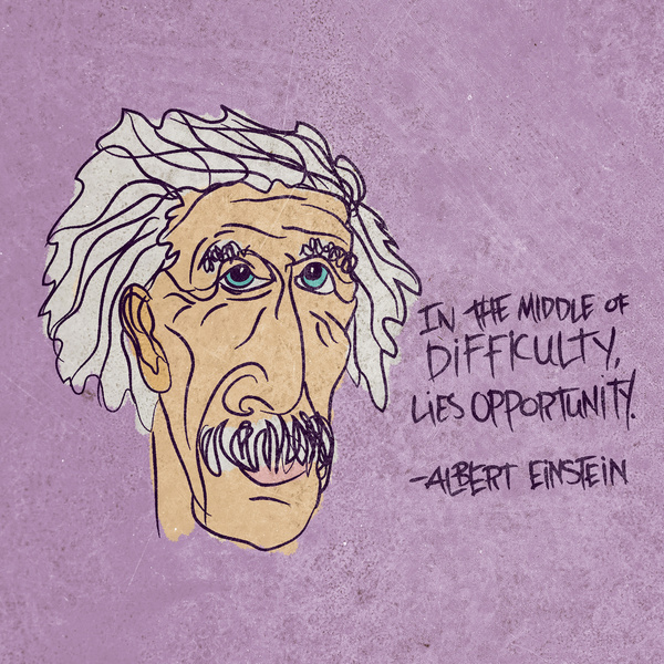 Einstein quote 9