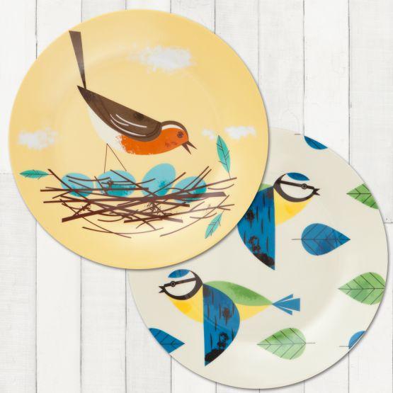 Magpie plates 1