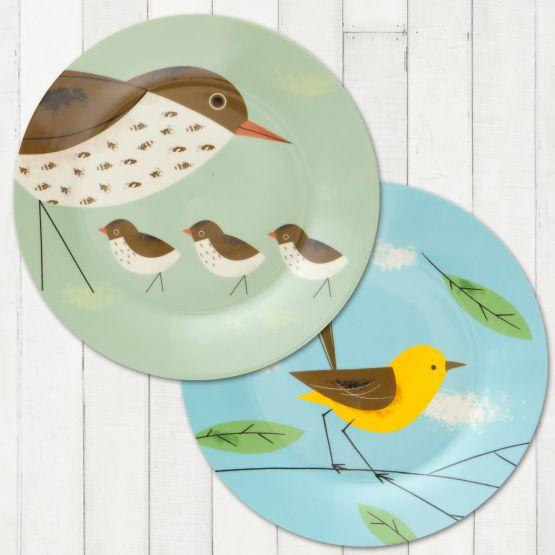 Magpie plates 2