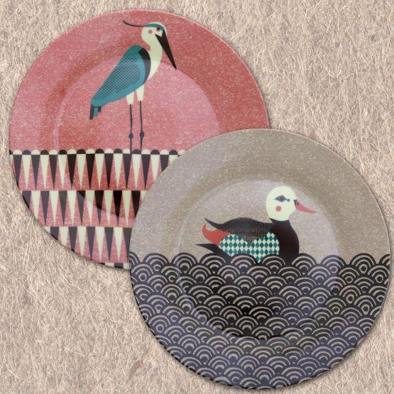 Magpie plates 5