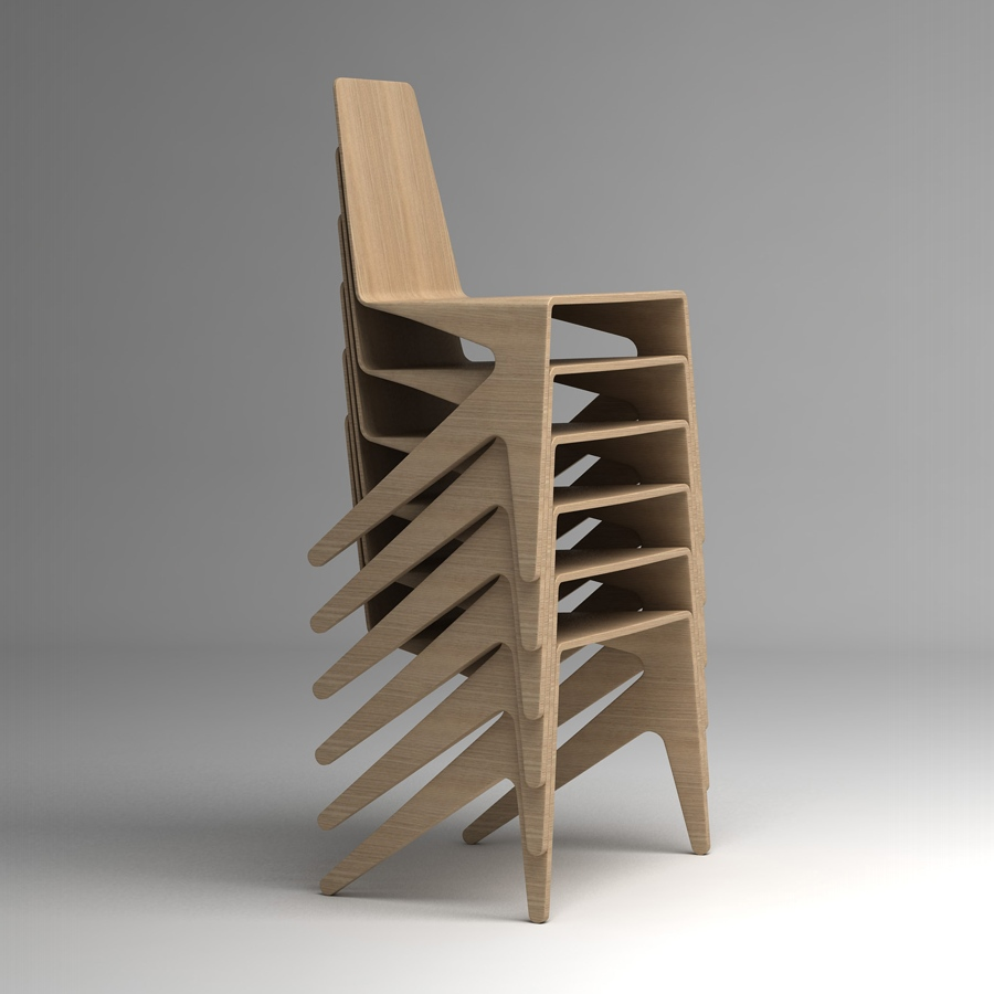 Mosquito chair 6
