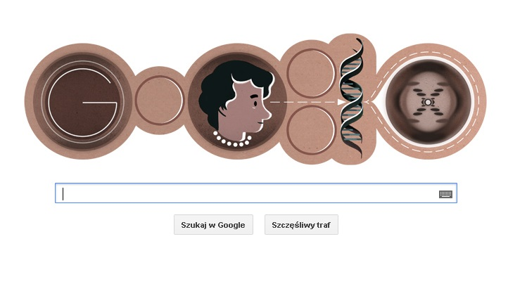 Google Rosalind Franklin
