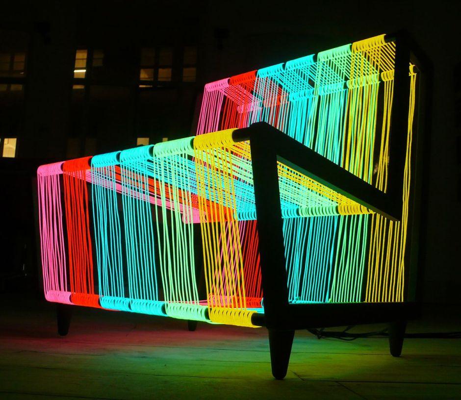 Disco Chair 1