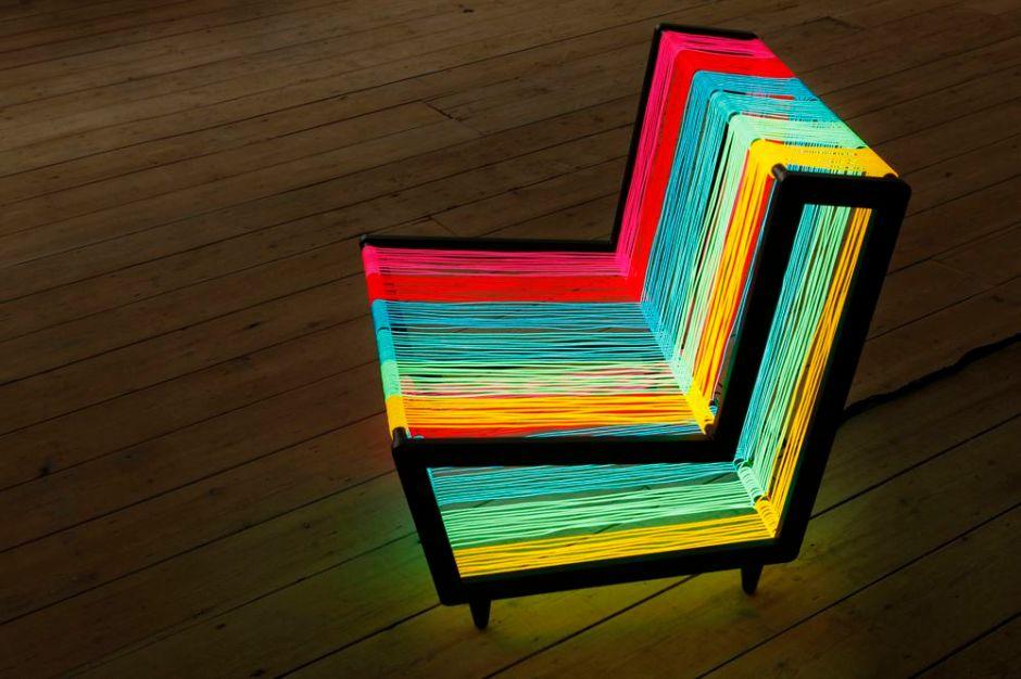 Disco Chair 2