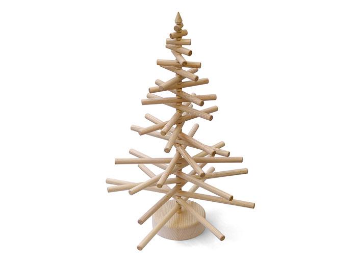 Wooden Christmas tree 4