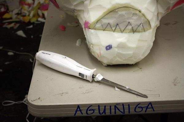 Aguiniga sloth 3