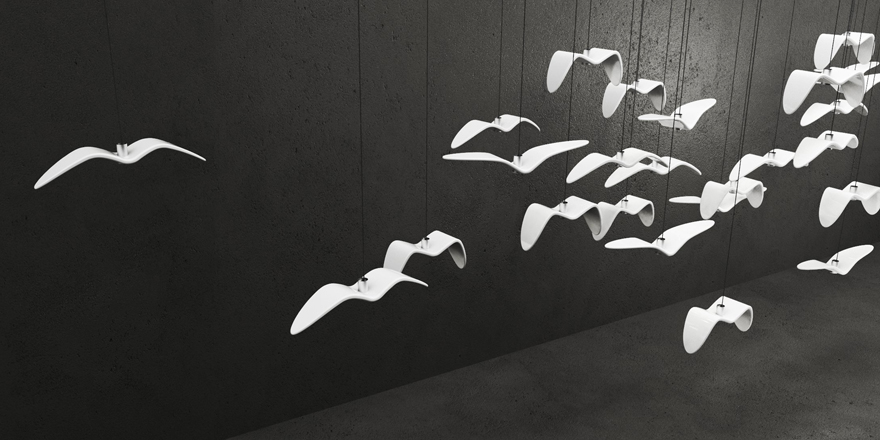 Boris Klimek night birds 3