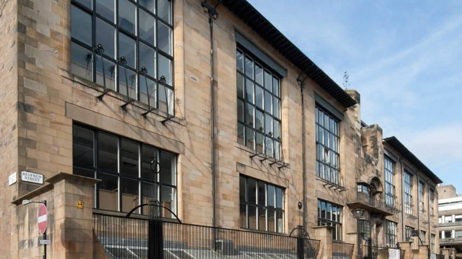 Glasgow School of Art 4