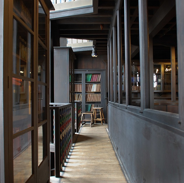 Glasgow School of Art Library 3