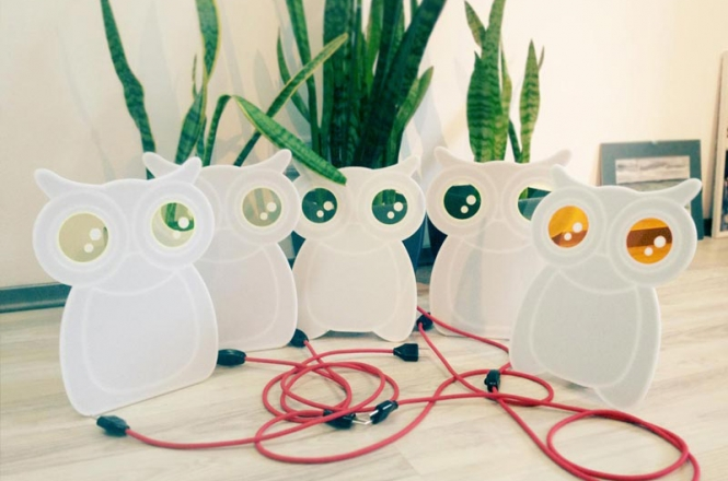 Kley Design Owl light 1