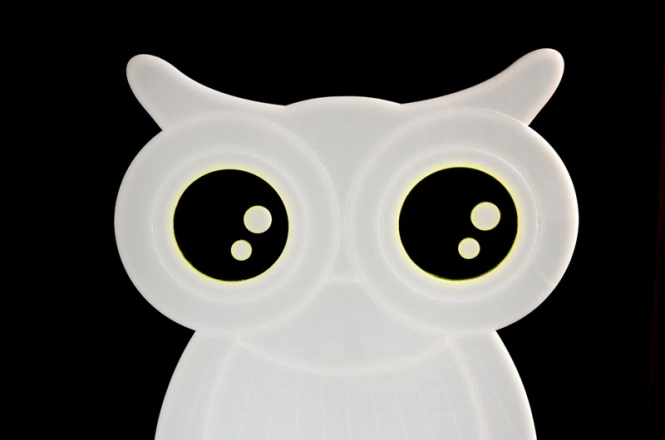 Kley Design Owl light 2