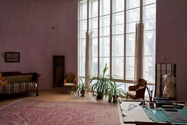 Melnikov house 9