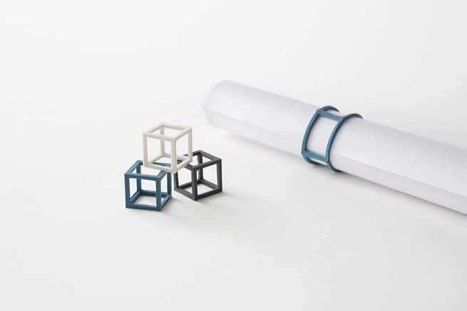 Cubic rubber-band 2