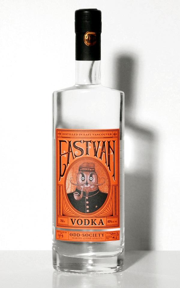 East Van Vodka 1