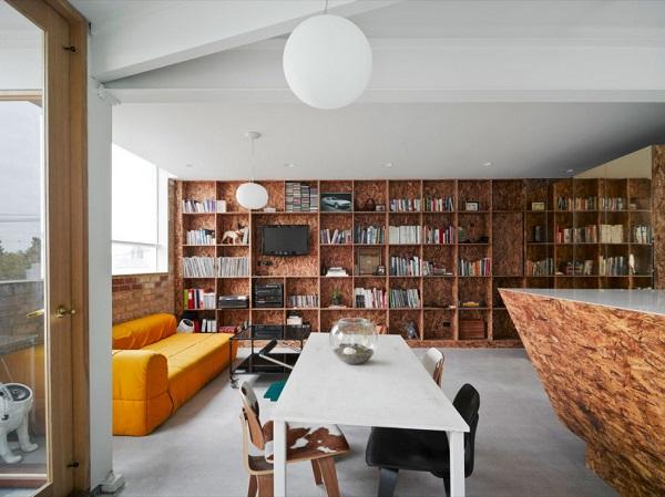 Orange interiors 1