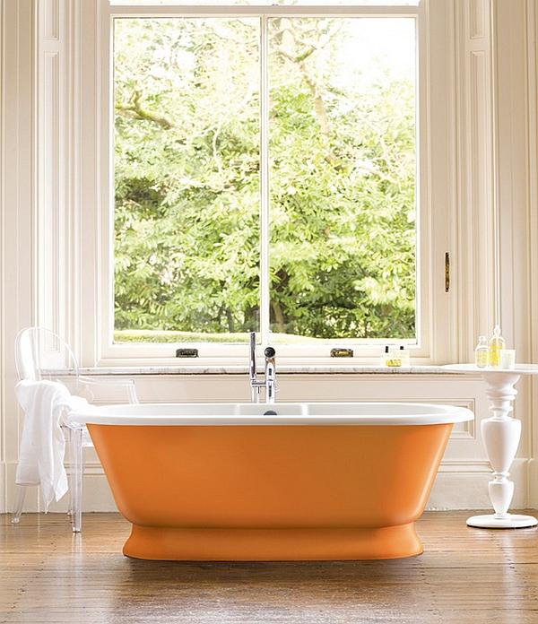 Orange interiors 2