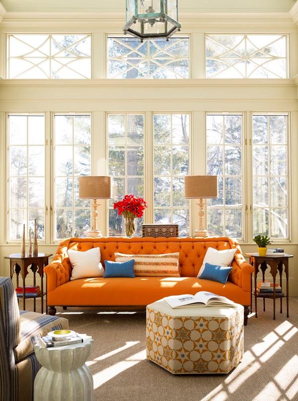 Orange interiors 4