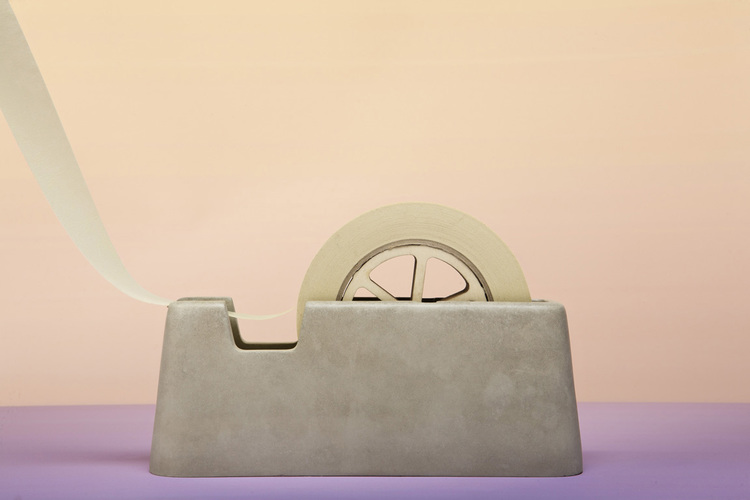 Concrete Desk Set 6