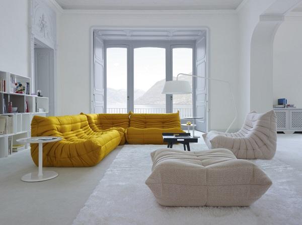 Togo sofa 1