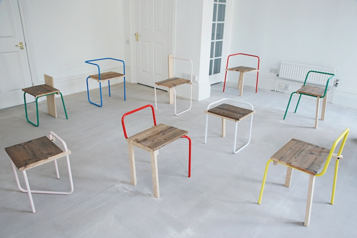 Variations on a tube_chairs 1