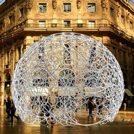 Ring Dome Milan 2
