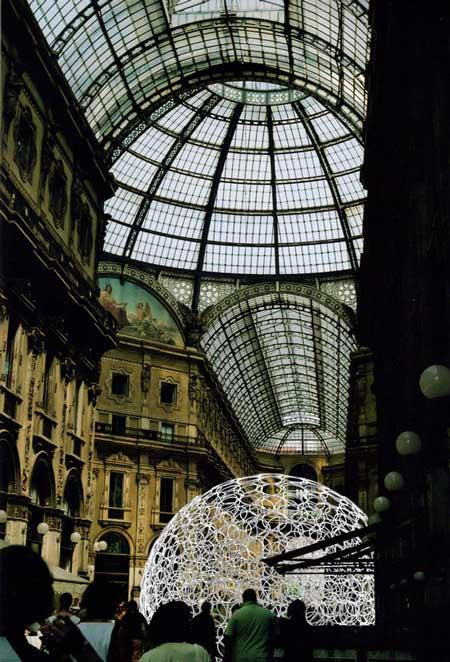 Ring Dome Milan 3