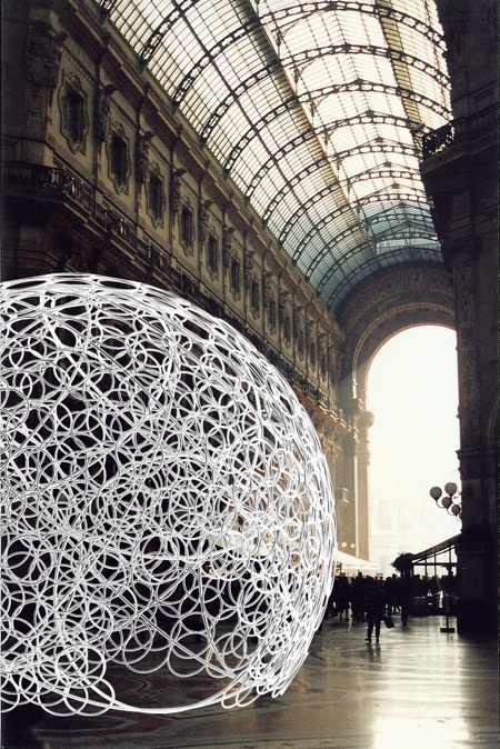 Ring Dome Milan 5