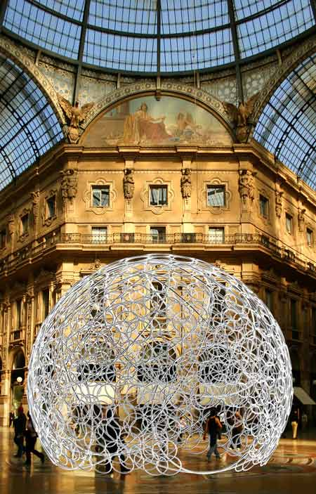 Ring Dome Milan 6