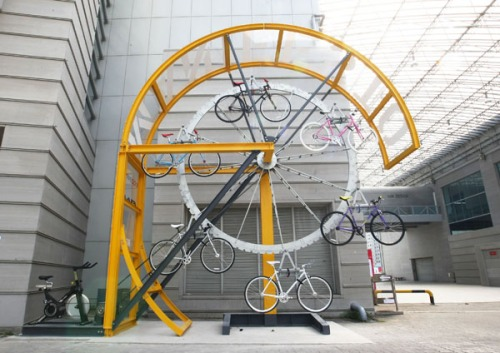 Bicycle hanger 3