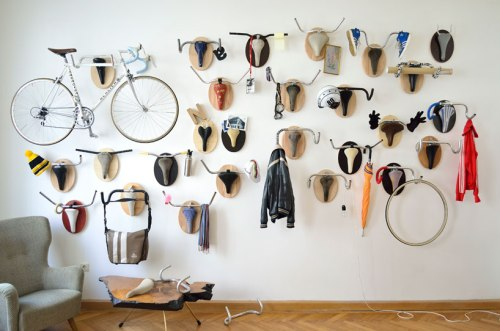 Bicycle hanger 8
